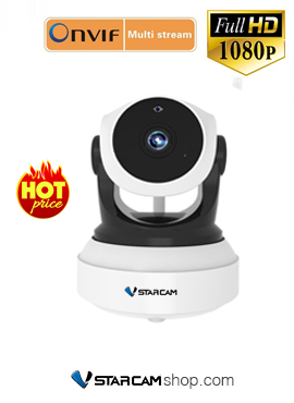 Camera wifi Vstarcam F24s Full HD