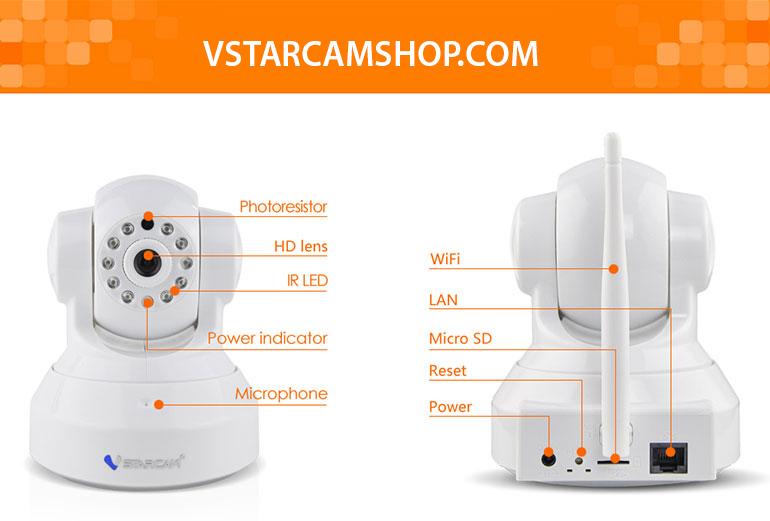 CAMERA VSTARCAM C37A 960P