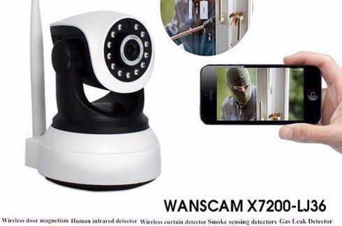 camera IP HD-2