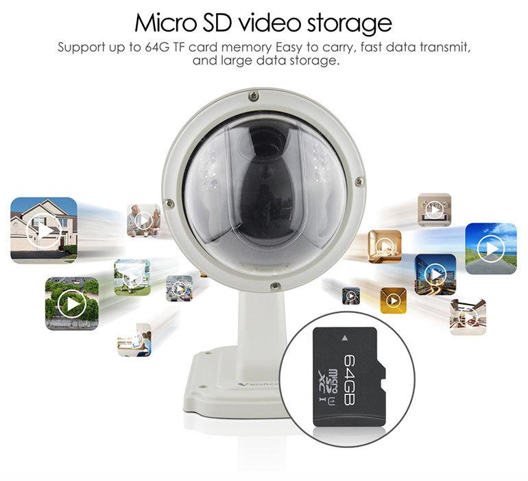 Bạn đã biết gì về camera wifi ngoài trời Vstarcam C33 X4