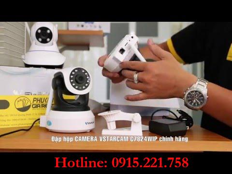 Camera IP wifi giá rẻ nhất