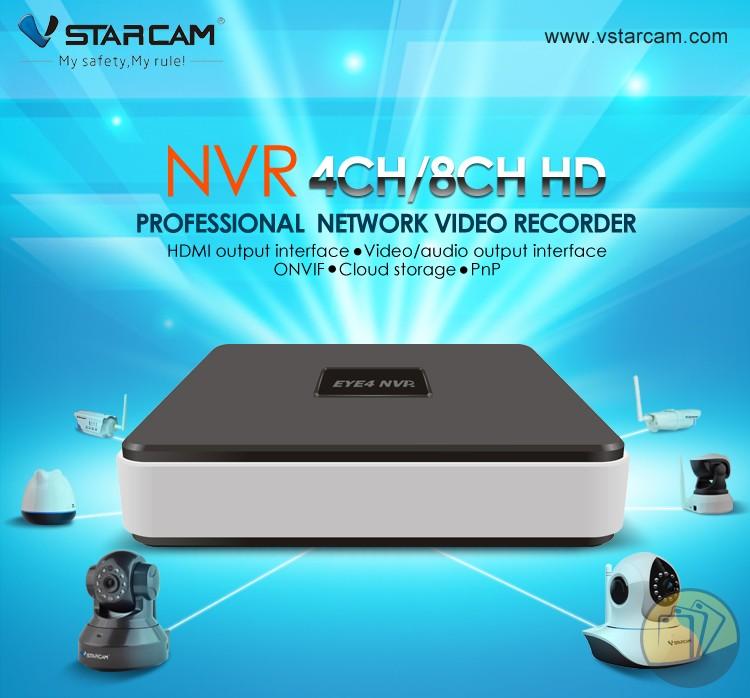 Tìm hiểu về đầu ghi camera IP