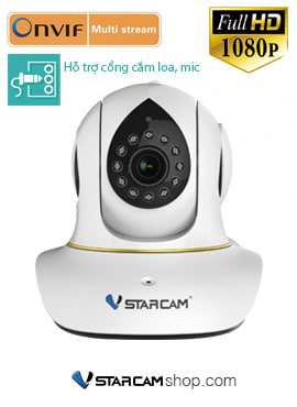 CAMERA IP WIFI VStarcam C38S