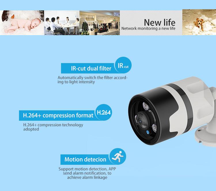 Thông số kỹ thuật của Camera wifi Vstarcam C63S
