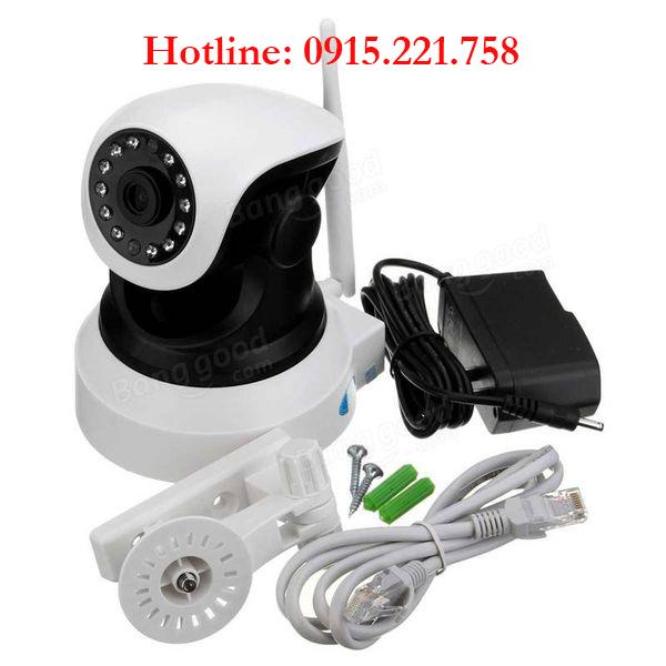 Nên lựa chọn camera IP giá rẻ không dây hay có dây?
