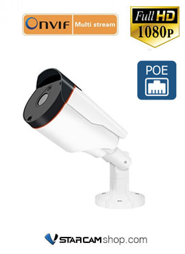 Camera VStarcam C53S POE (Tích hợp nguồn từ dây LAN)